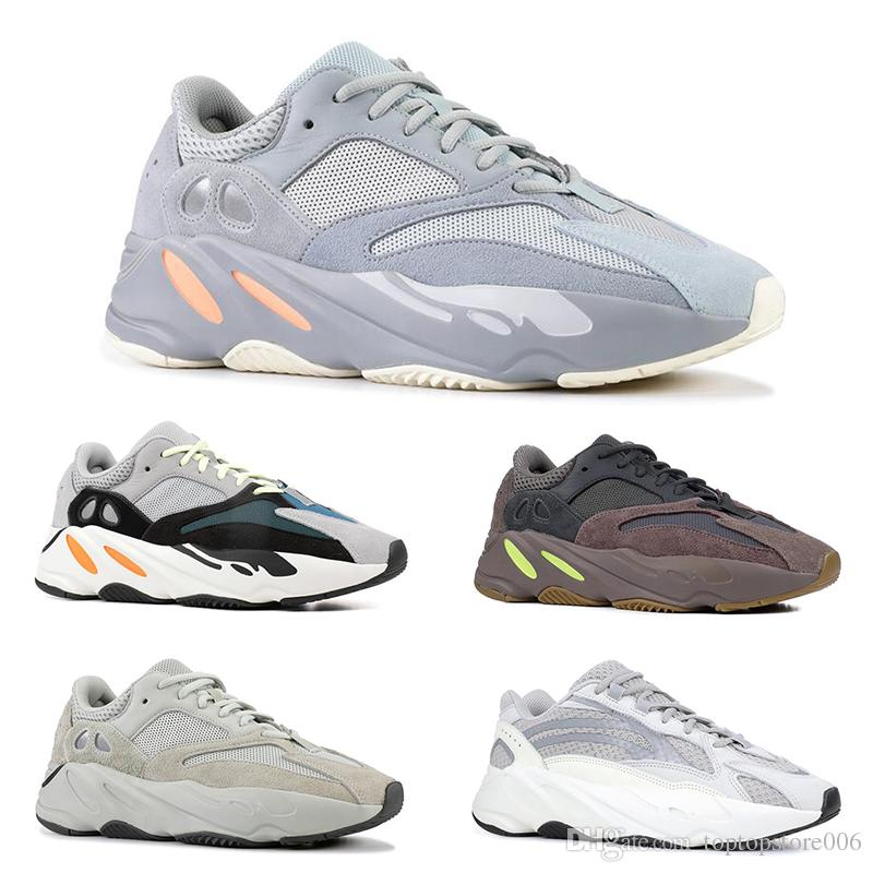 6334fa66d 2019 700 V2 Gode Inertia Wave Runner OG Solid Grey Mauve Women Men ...