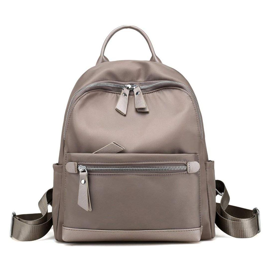 b9e7983796 Water Resistant Small Nylon Backpack Purse Travel School Bag For Women  Girls College Backpacks Girl Backpacks From Tasehook