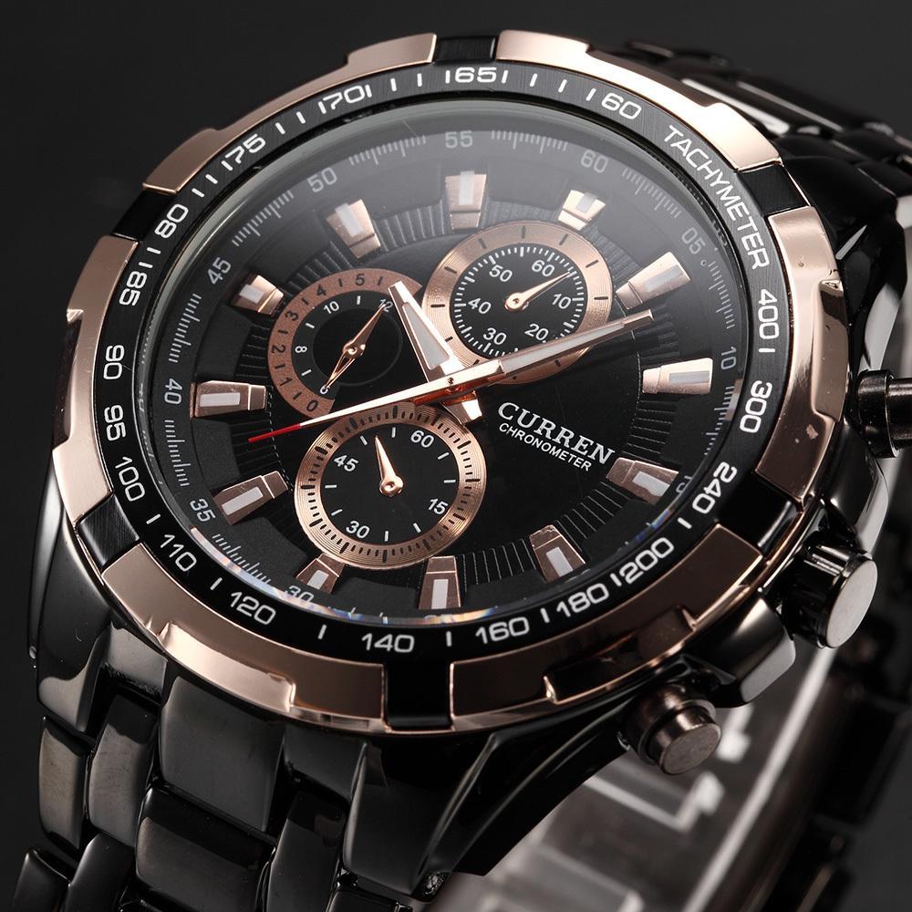 ae3bde6e7535cb New SALE CURREN Quartz Top Brand Analog Military Male Watches Men Sports  Army Watch Waterproof Relogio Masculino C19010301 Online Watch Shopping  Watch Deals ...