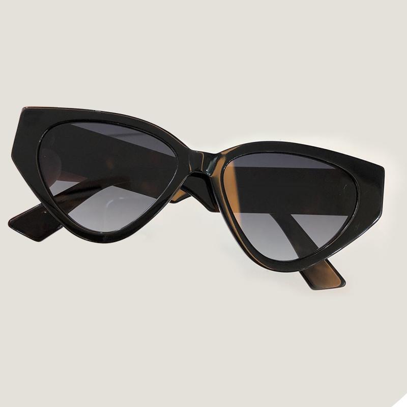c8b3b7215412a Compre Moda Cat Eye Sunglasses Mulheres 2019 Quadro De Acetato Do Vintage Marca  Designer De Alta Qualidade Óculos De Sol Uv400 Feminino Óculos De Sol De ...