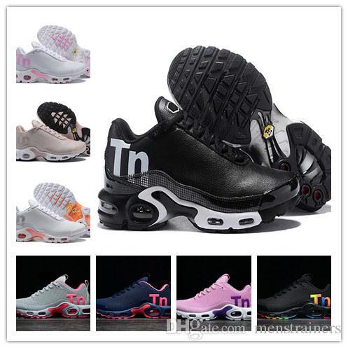 96617ebb93 New Designer Mercurial TN Mens Running Shoes 2019 Plus Tns ...