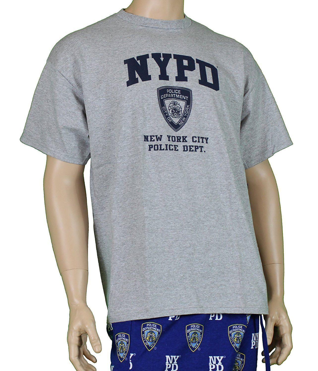 e770cfa2 Nypd 9/11 Official Licensed Memorial Short Sleeve T Shirt Gray Nypd Funny  Gift Short ,Short Sleeve T Shirt ,Tops Round Neck Tees Urban T Shirts Irish  T ...
