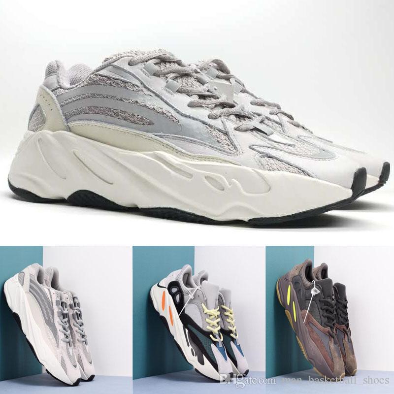 Adidas yeezy 700 shoes Heißer Verkauf 700s Kanye West Wave Runner Designer 700 Laufschuhe Herren Damen 700 Sport Sportschuhe Luxus Runner Turnschuhe