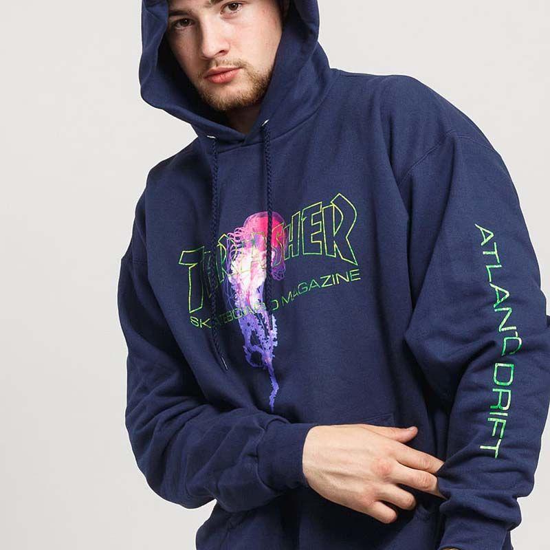 5c459e43e Compre Hoodie Dos Homens Marca Moda Camisola Chama Medusa Streetwear Roupas  De Luxo Branco Roupas De Grife Mulheres Agasalho Hoodies Camisola De  Braseller