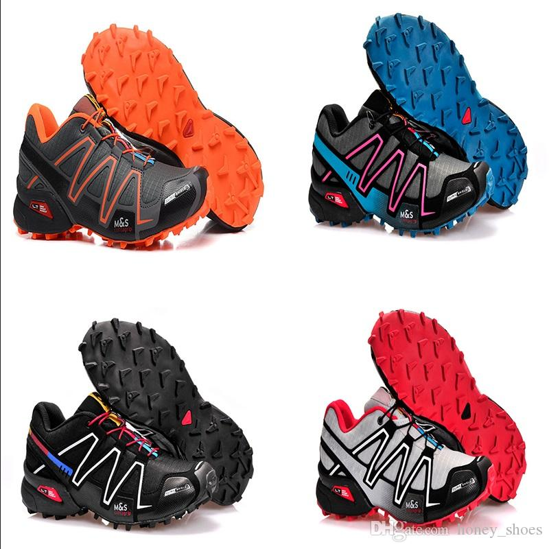 zapatos salomon speedcross 3 y 4