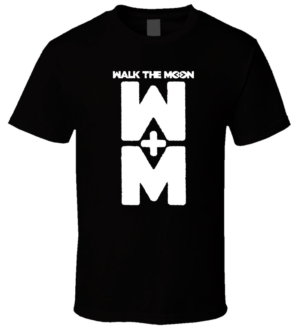 Walk The Moon 4 New T ShirtMen Women Unisex Fashion tshirt Free Shipping funny