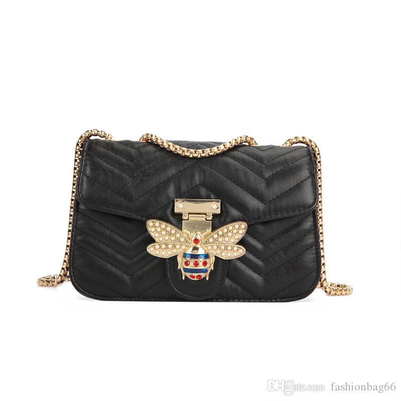 Brand Chain Shoulder Bag For Women 2018 Luxury Handbags Women Bags ... 75d212e8afa4b