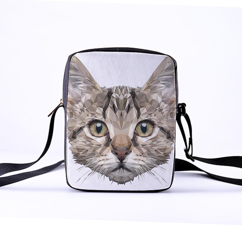 7d9d70d37a Designer CROWDALE DIY Customizer Women Messenger Bags 3D A Pet Cat Shoulder  Bag Handbags Suitable For Children Messenger Bag 23x17x5cm Hand Bags  Shoulder ...
