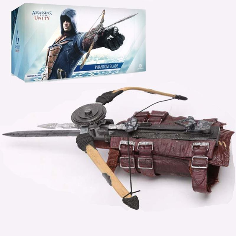 Unity Hidden Assassins Creed Blade Cosplay Edward Kenway Costume Action  Figure Assassins Creed Hidden Blade Pvc Model Collection UK 2019 From  Lakeball 1360429b4deb