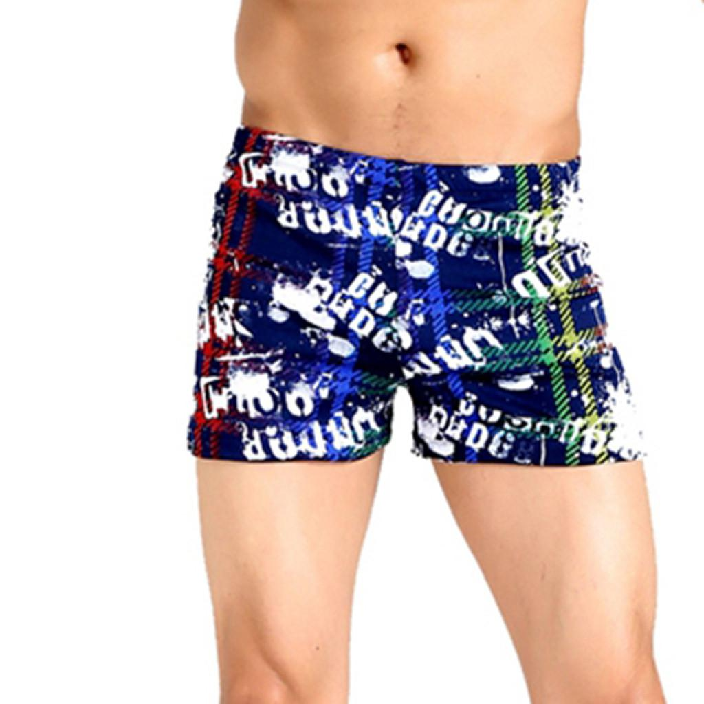 d3db36c7c4 2019 3D Seamless Print Swimwear Man Low Waist Mens Swimming Trunks large  size shorts For Men Quick Dry Mens Swim Shorts Badeanzug From Zhenhuang, ...