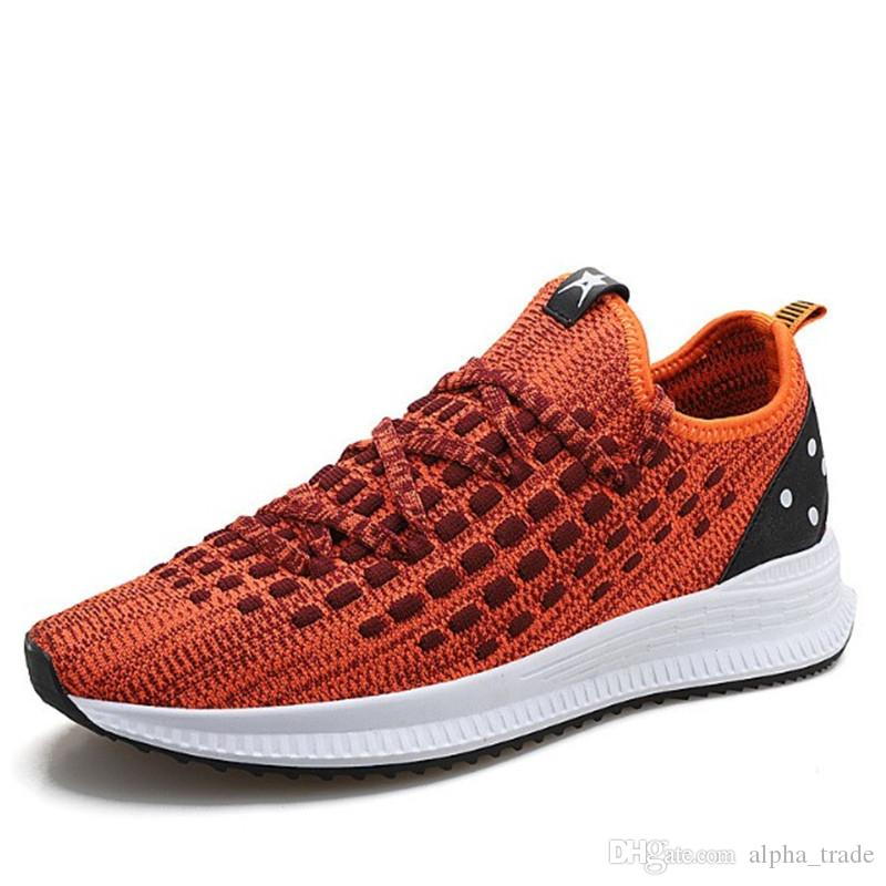 b628cfdc01fb7 2019 New Spring And Summer Men s Casual Shoes Fashion Korean Men s ...