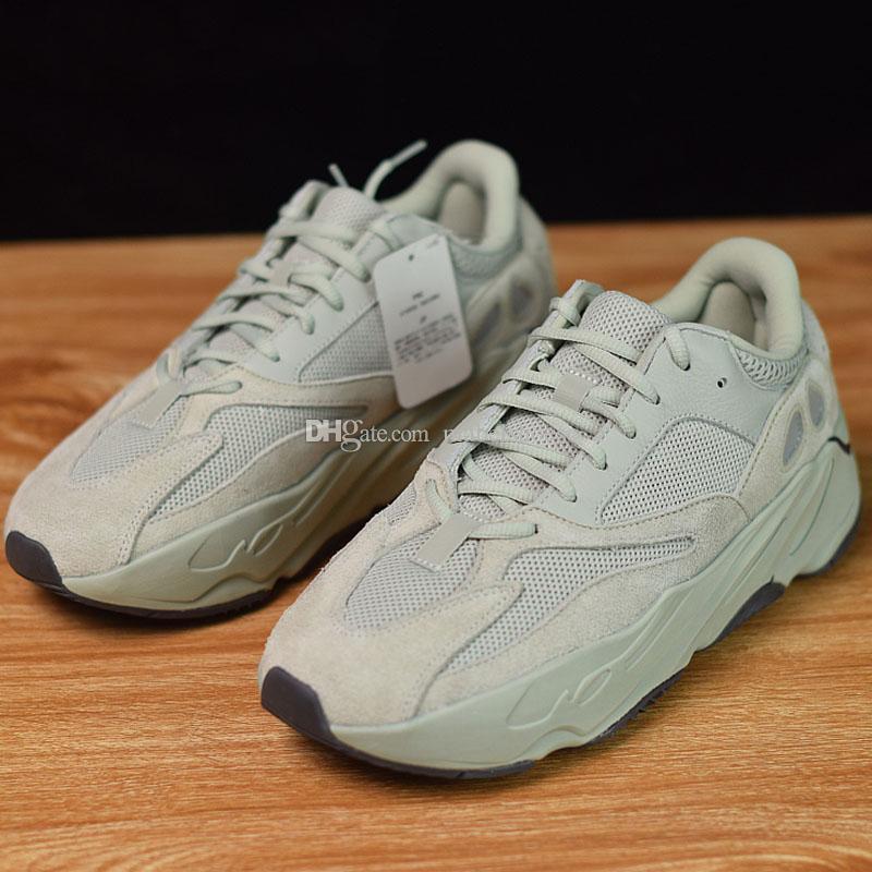 Zapatillas Con 700 2019 Static Nuevos West De Sal Más Zapatos Diseñador V2 Hombres Runner Kanye Wave Geode Deporte CexodB