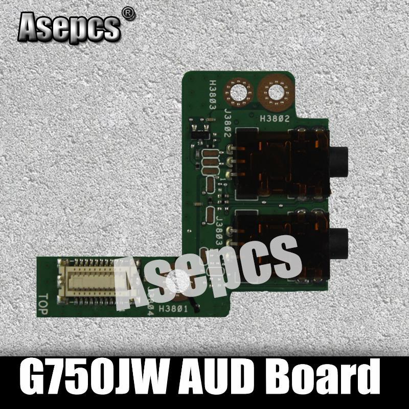 DRIVERS FOR ASUS G750JW AUDIO