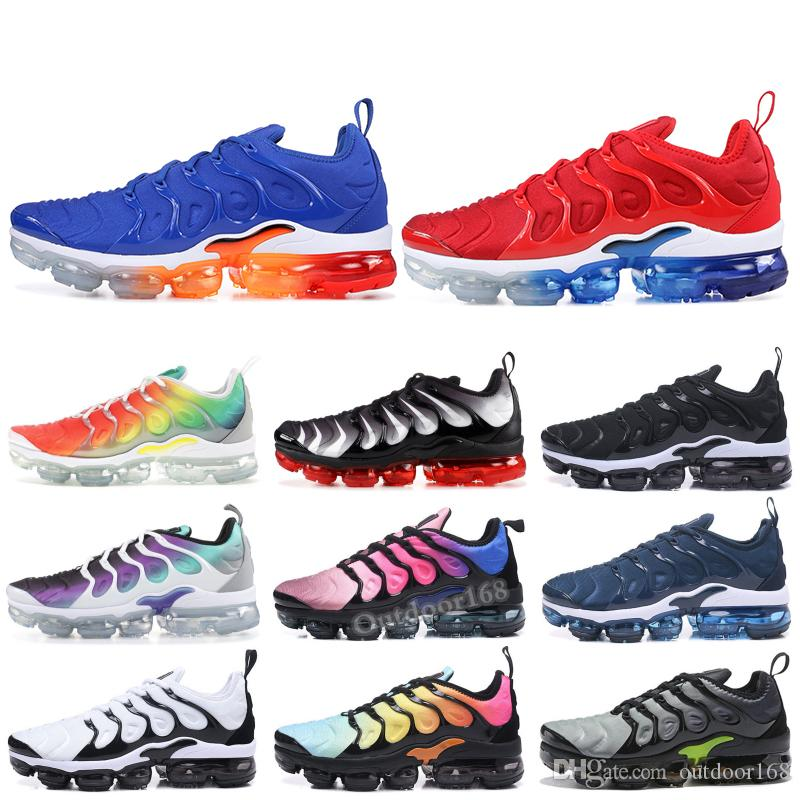 b11229c0f1703 2019 2019 TN Plus Designer Running Shoes USA Black Speed Red White  Creamsicle AAA Quality Men Women Walking Sports Sneakers US 5.5 11 From  Outdoor168