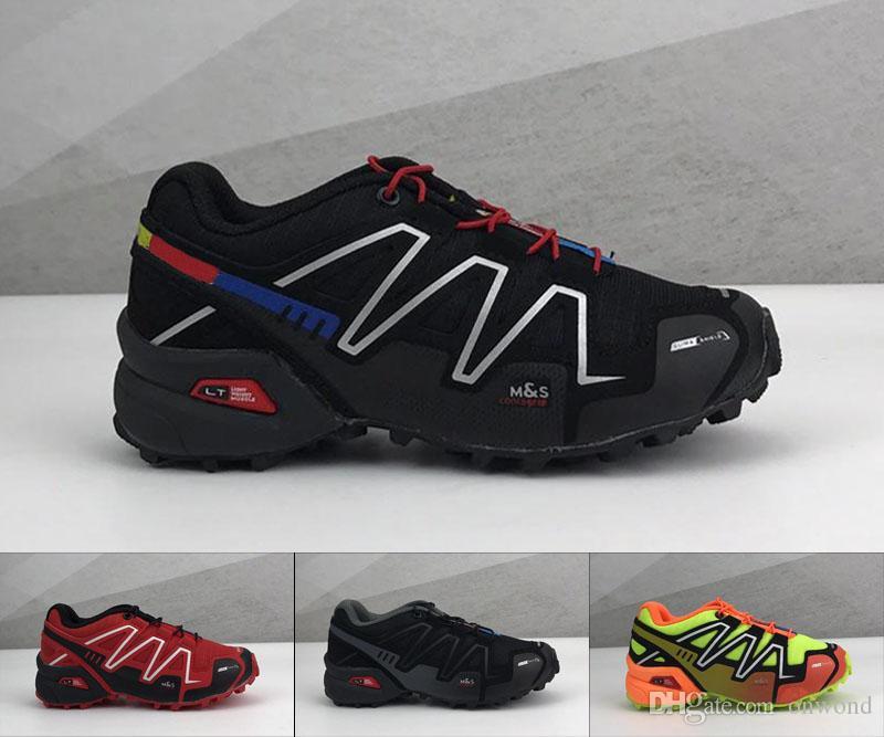 ac893232e Compre 2019 Speedcross 3 Niños Zapatillas De Deporte Zapatillas Deportivas  Para Niños Zapatillas De Deporte Para Caminar Al Aire Libre Zapatillas Para  Niños ...