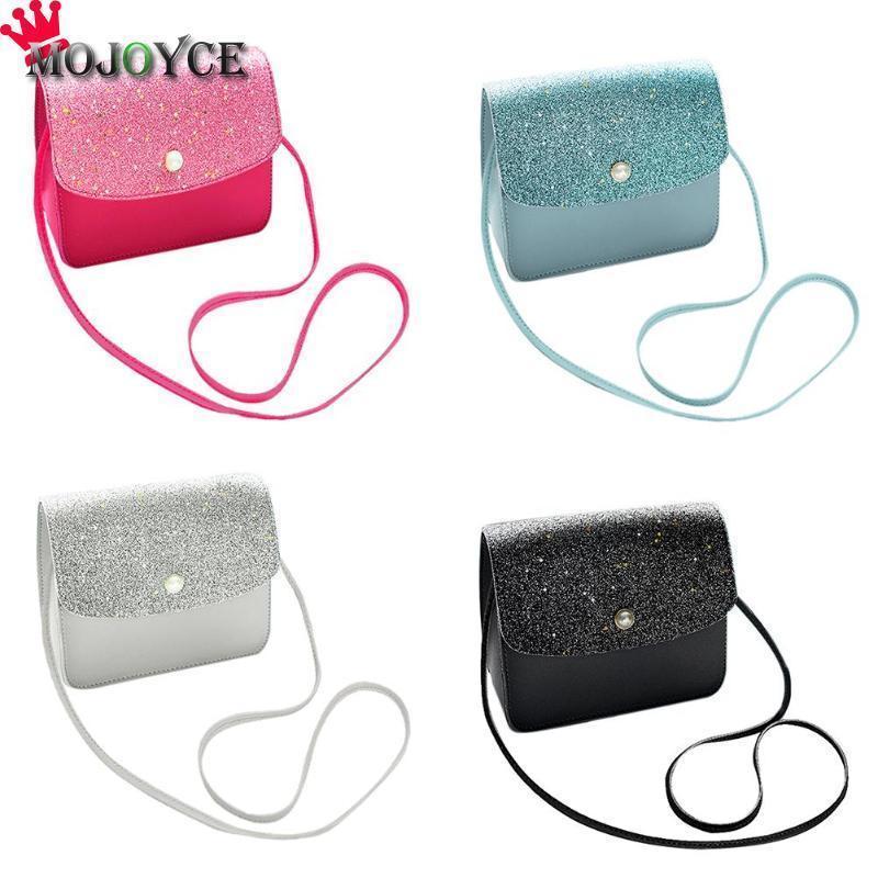 0fe51c8cca78 Cheap FashionFashion Girls Glitter Crossbody Bags Handbags Mini ...