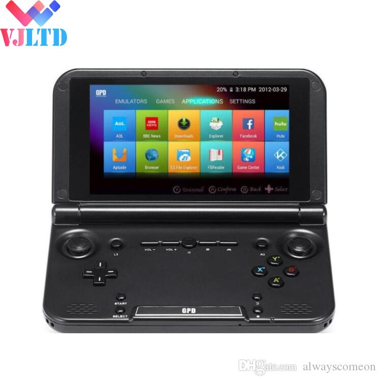 Original GPD XD Plus 5 inch Android 7.0 Handheld Gaming Laptop Mini Game Console 4GB/32GB Game PC Tablet