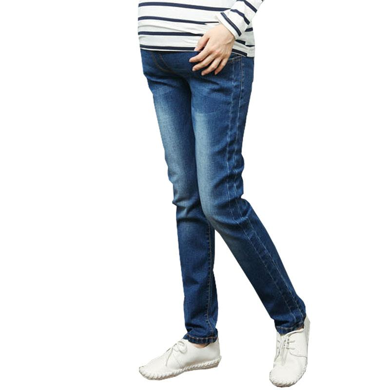 50deb93aeb18a 2019 Pants For Pregnant Women Clothes Denim Jeans Maternity Nursing  Trousers Pregnancy Overalls Long Prop Belly Legging Clothing 2019 From  Newestable, ...