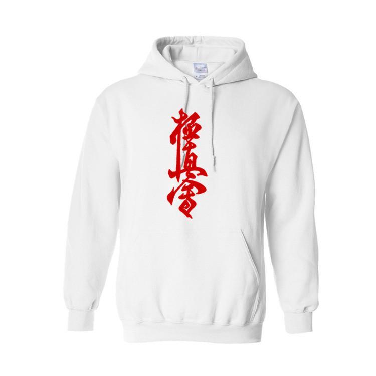 Kyokushin Karate Hoodies Mann Frauen Benutzerdefinierte Personalisierte Kundenspezifische Muster Designer Print Fleece Mit Kapuze Sweatshirt Hoodie