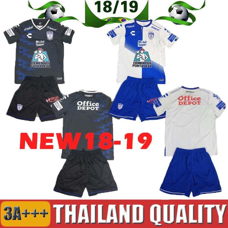 d0f957d99 Adult New 18 19 Mexico Club Soccer Jersyes Pachuca Men Kit Santos Home Away  Thailand Soccer Jerseys 18 19 Camisetas Futbol Footbal Shirts Pachuca Soccer  ...