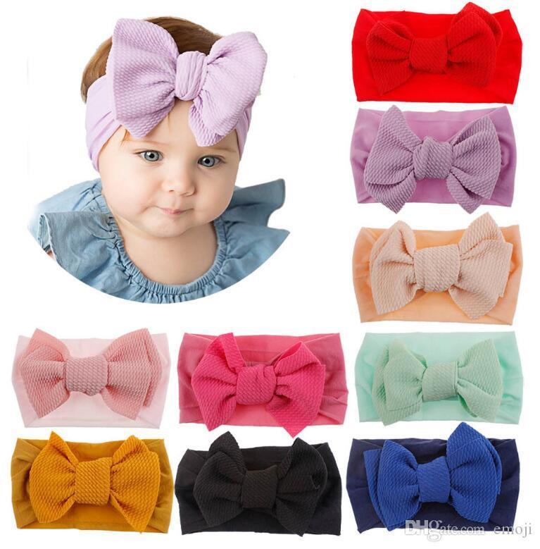 Baby & Toddler Clothing Generous Newborn Baby Girl Headbands