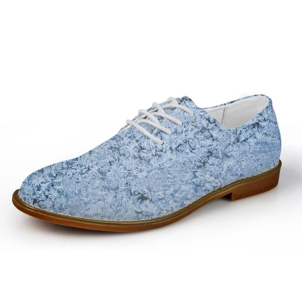 Boys Dress Light Blue Shoes