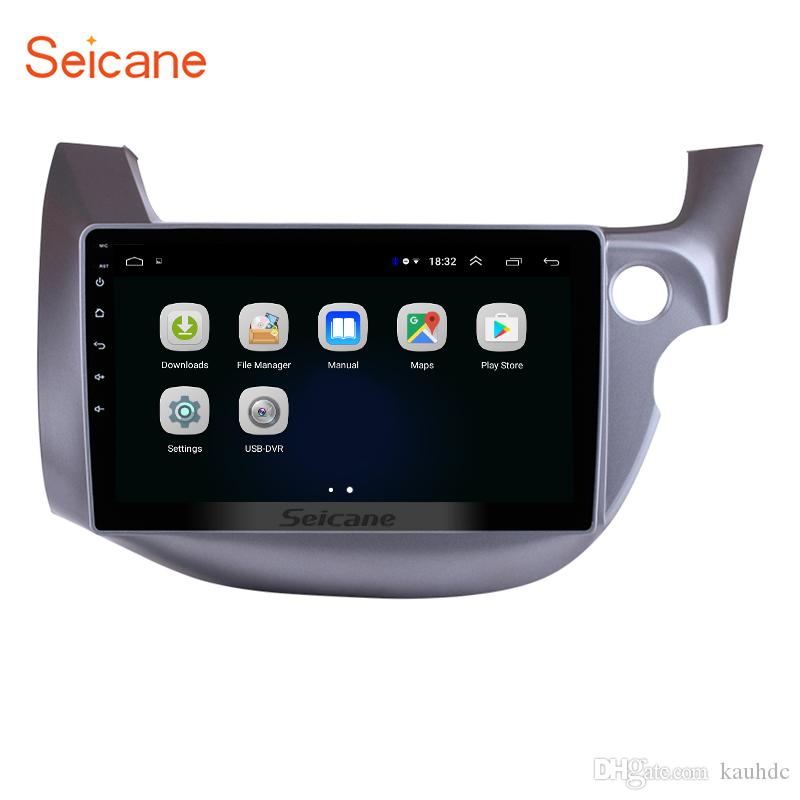 Quad Core 101 Inch Android 81 Car Stereo For 2007 2013 Honda Fit