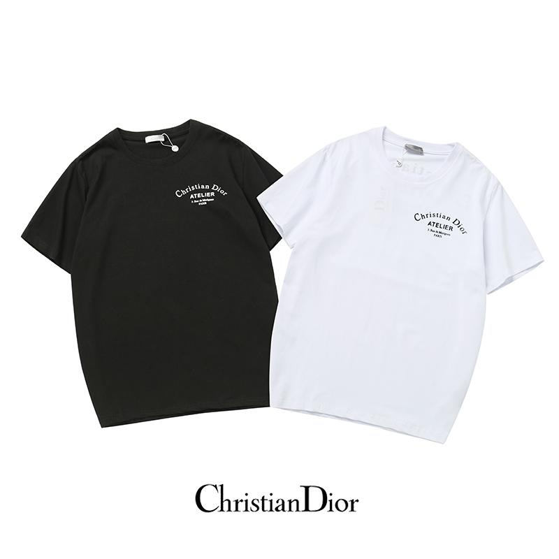 36f46020df New Summer Men s T-Shirts Fashion Brand T Shirts with Letters Printed  Casual Loose Short-sleeved Men s Tee Shirts Tops S-2XL