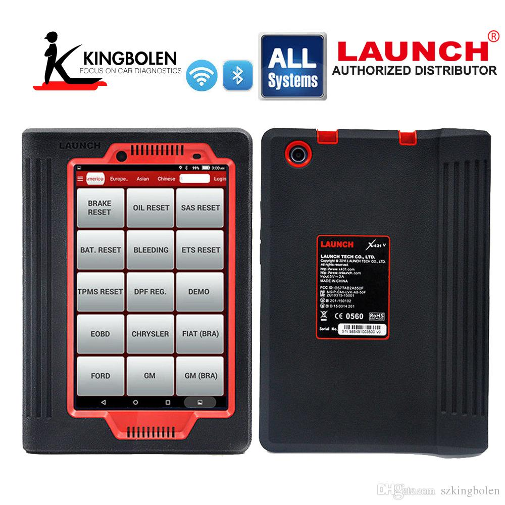 Launch X431 V Pro 8 Auto Diagnostic Tool Full System