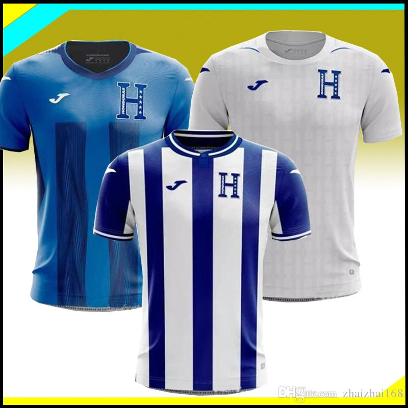dbbdeb7c87f 2019 Honduras Soccer Jersey 2019 2020 Gold Cup Football SHIRTS Honduras  Soccer Jersey 19 20 Camiseta De Futbol Maillot Camisa De Futebol Camisa  From ...