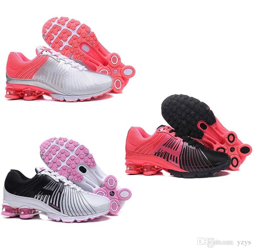 Womens Shox Shoes 625 Running Shoes Avenue Deliver Current NZ R4 802 808 NZ  RZ OZ Air Grirls Sneakers Come With Box Running Shoes Girls Kids Swim Shoes  From ... ac8a00e55b