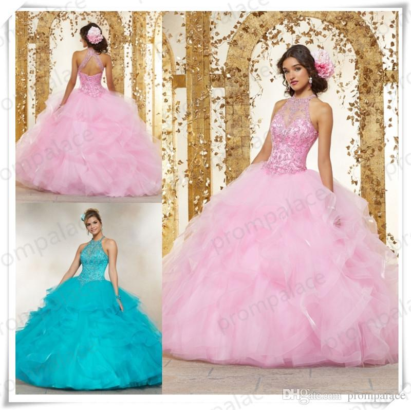54e9d7883ce Custom 2020 Morilee Quinceanera Dresses 89230 0233 Rhinestone And Crystal  Beading On A Flounced Tulle Ball Gown Prom Dresses Quinceanera Dresses 2015  ...