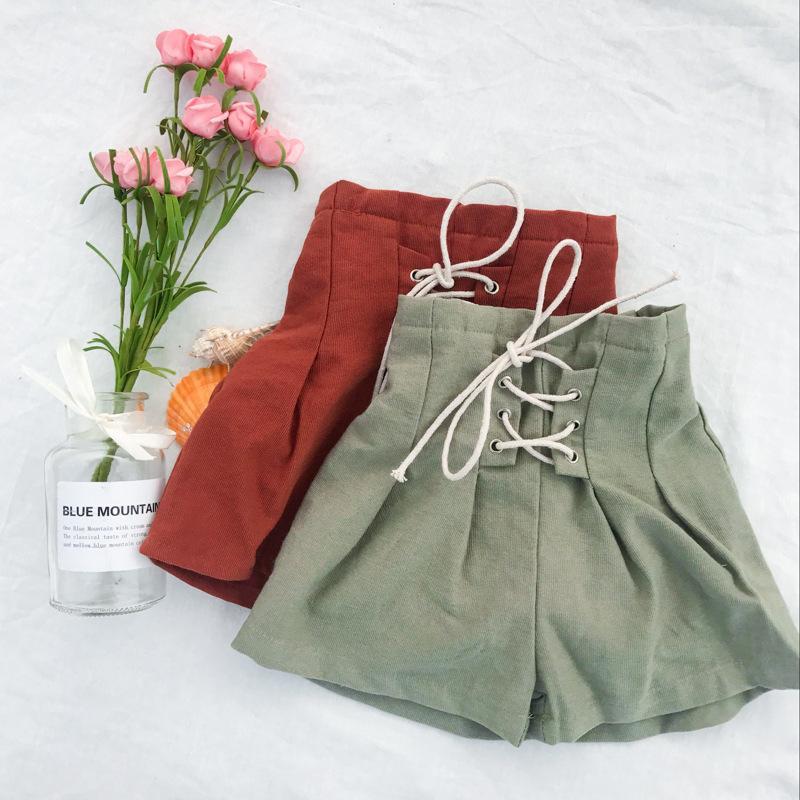 Mutter & Kinder Baby Shorts Kleinkind Kind Baby Mädchen Jungen Baumwolle Floral Elastische Taille Shorts Pumphose Hosen Modische Muster Shorts
