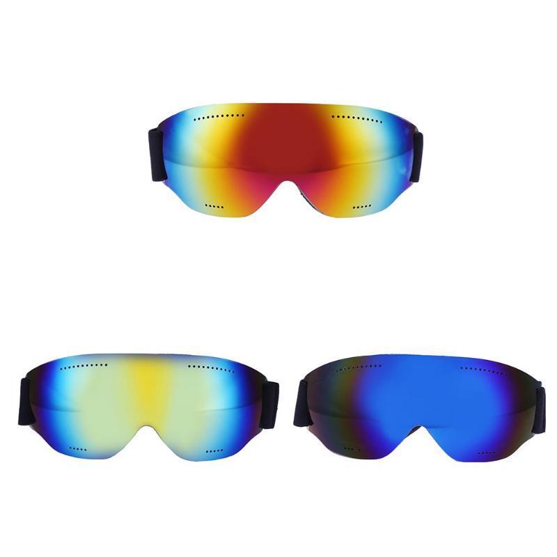 86c24efbc4d Professional Ski Goggles Single Layer Lens Adult Anti-wind UV ...
