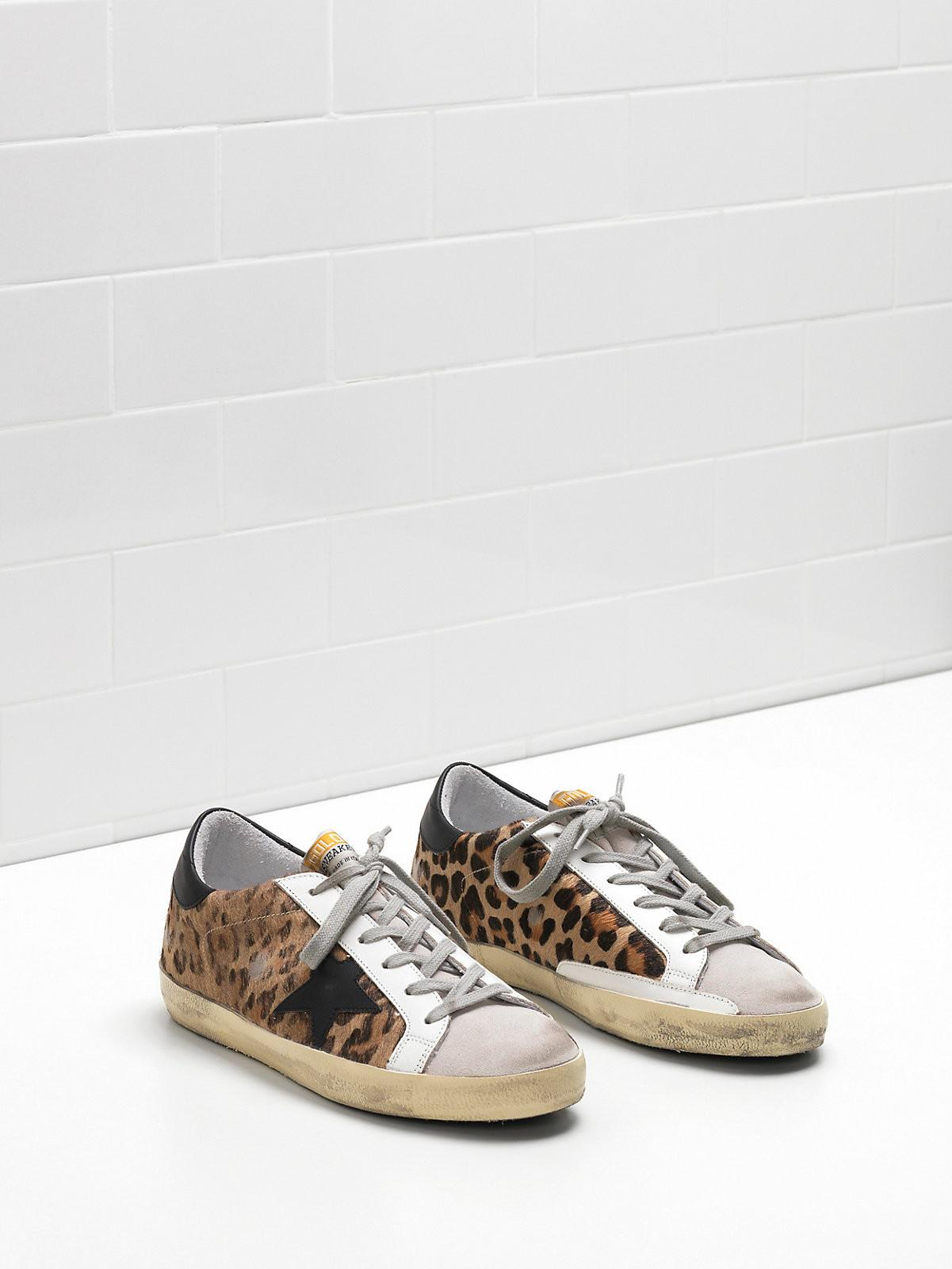 38ab128a058fe Shoes Golden Goose Ggdb Old Style Sneakers Genuine Leather Villous ...