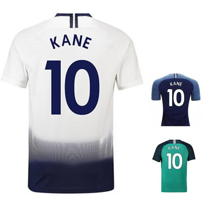 4ad82a225 2019 Harry Kane Dele LAMELA Soccer Jersey 18 19 Lamela Eriksen Football Shirt  Uniforms Dele Alli Son Dembele Top Thai Quality Jerseys From Fibochow