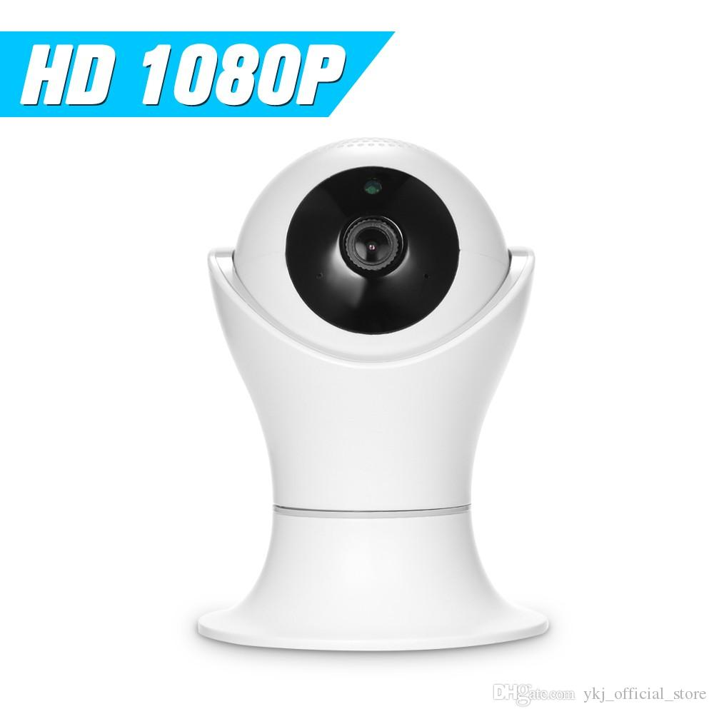 Wifi IP Camera Surveillance 1080P HD Night Vision 360Degree Panoramic Two Way Audio Video CCTV Camera Baby Monitor Home Security System