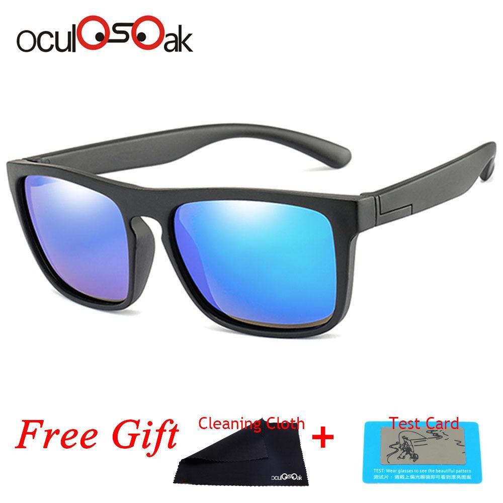 a4e353965 2019 Hot Kids Polarized Sunglasses Brand Design Boys Girls Square Sun  Glasses Uv400 Child Shades Eyewear Oculos De Sol Gafas Glasses Frames  Glasses Online ...