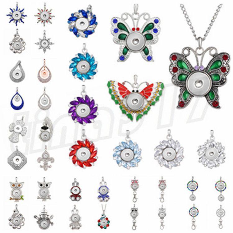 4pcs White K Tone Alloy Hollow Foot Locket Oil Diffuser Pendant Charm Necklace