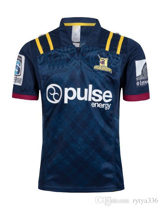 c3d00729ffb 2019 News 2018 2019 Chiefs Super Rugby Jersey New Zealand Super Chiefs  Blues Hurricanes Crusaders Highlanders Shirts SIZE: S 3XL From Rytya336, ...