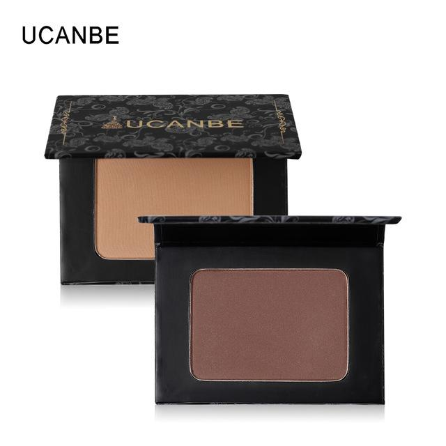 Wholesale Sexy Face Mineral Contour Blush Makeup Powder Palette Cheek Nude Natural Contouring Blusher Long Lasting Waterproof Face Bronzer