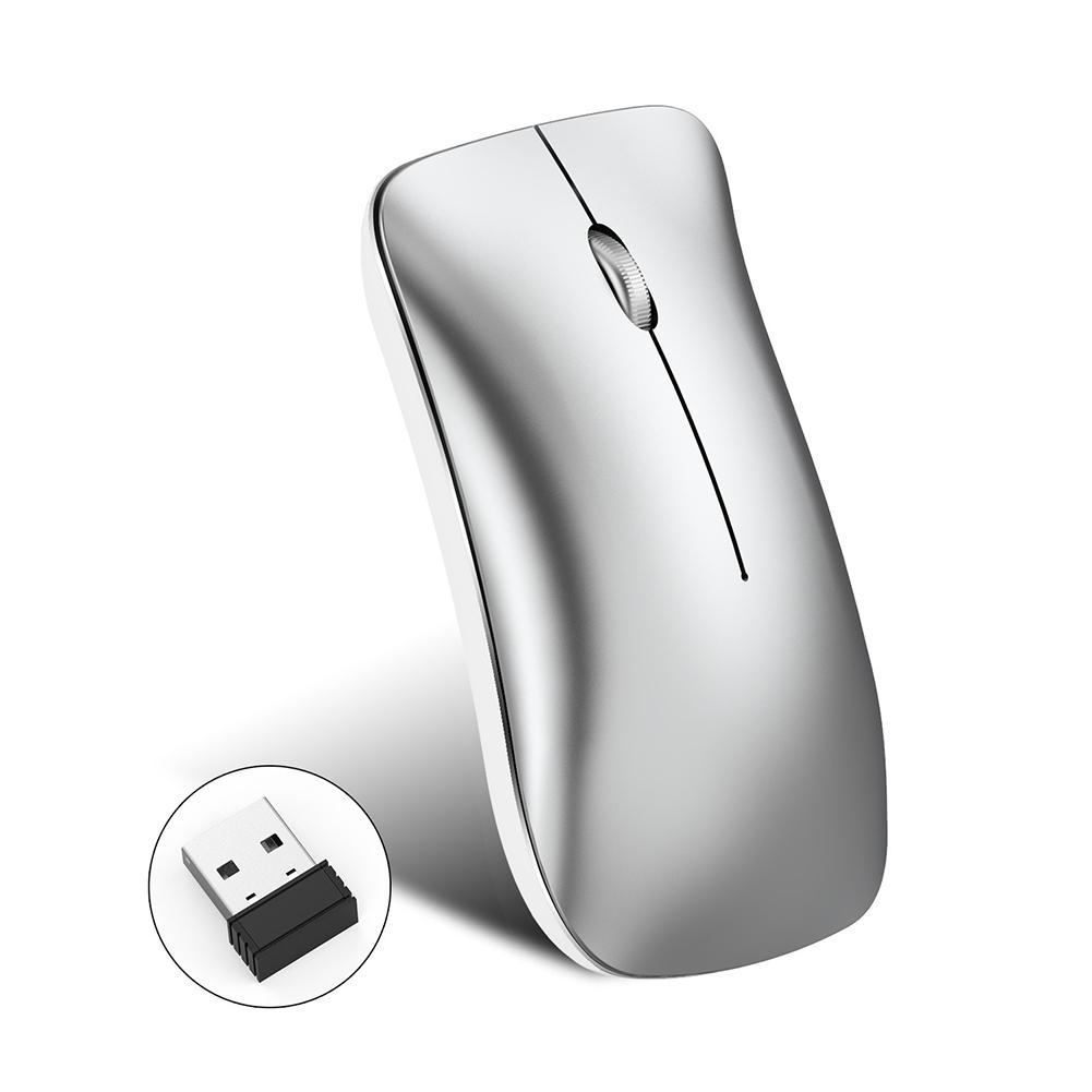 ac6039f23cfa Mouse Dual Mode 2.4G Sample Bluetooth 4.0 Silent USB 2.4 Cordless Optical  Wireless Mute Computer Accessories