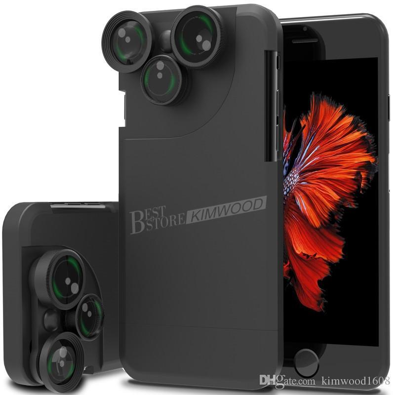 coque iphone 7 plus objectif