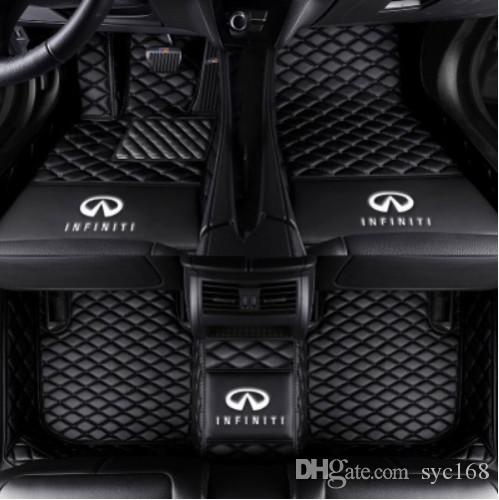 2019 For Infiniti M Sed Q70 2005 2011 Luxury Car Floor Mats