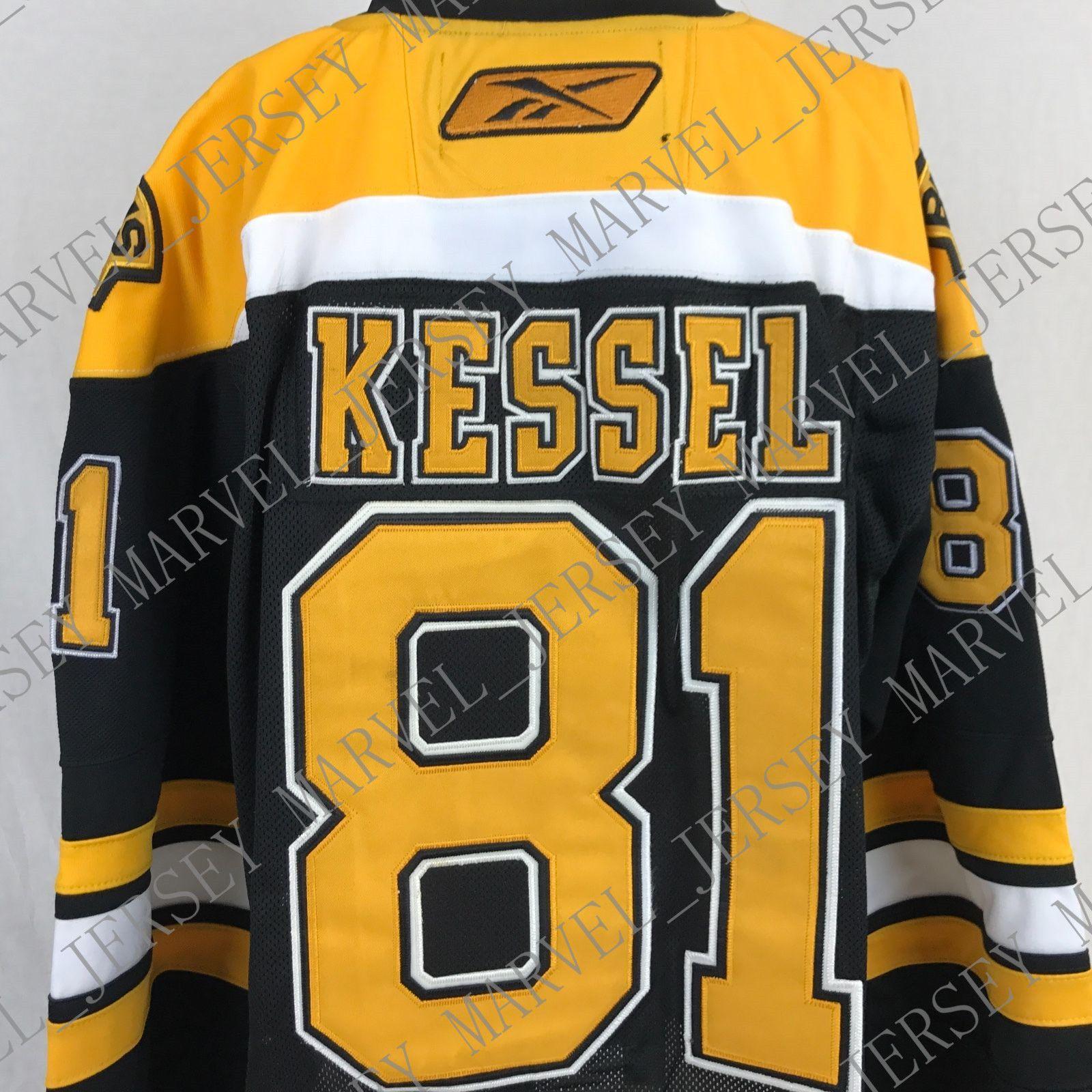 detailing 25fbd c7fce Cheap custom NEW CCM Edge Phil Kessel Boston Bruins Jersey Mens  Personalized stitching jerseys