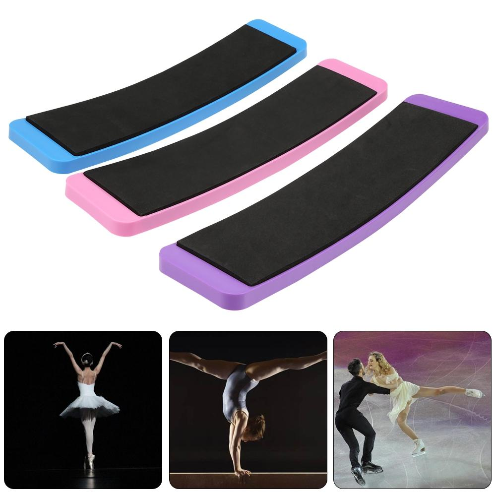 Girls Ballet Turnboard Pirouettes Practice Dance Turn yoga Board Polyamide EVA Ballerina Rotation Spinning for Dancer Gymnasts Ice Skater