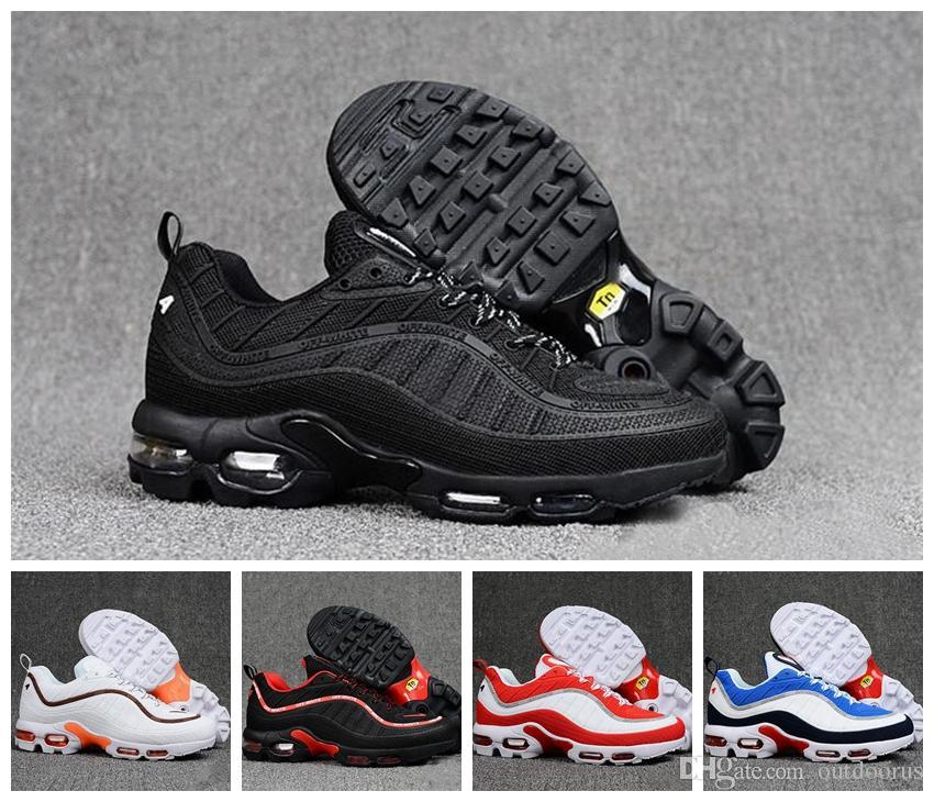 Plus 98 Zapatillas Invaincu Nike Hommes Course De Chaussure 2019 Baskets Og Hombre Tn Athlétique Chaussures Homme Designer Sports yNw80OnmvP