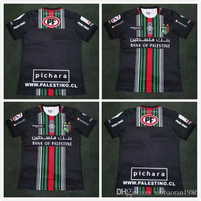 34878cb1e7e 2019 1 New 2018 2019 Club Deportivo Palestino Soccer Jersey 18 19 Palestino  Home Away Football Shirts From Xiebaoran1986