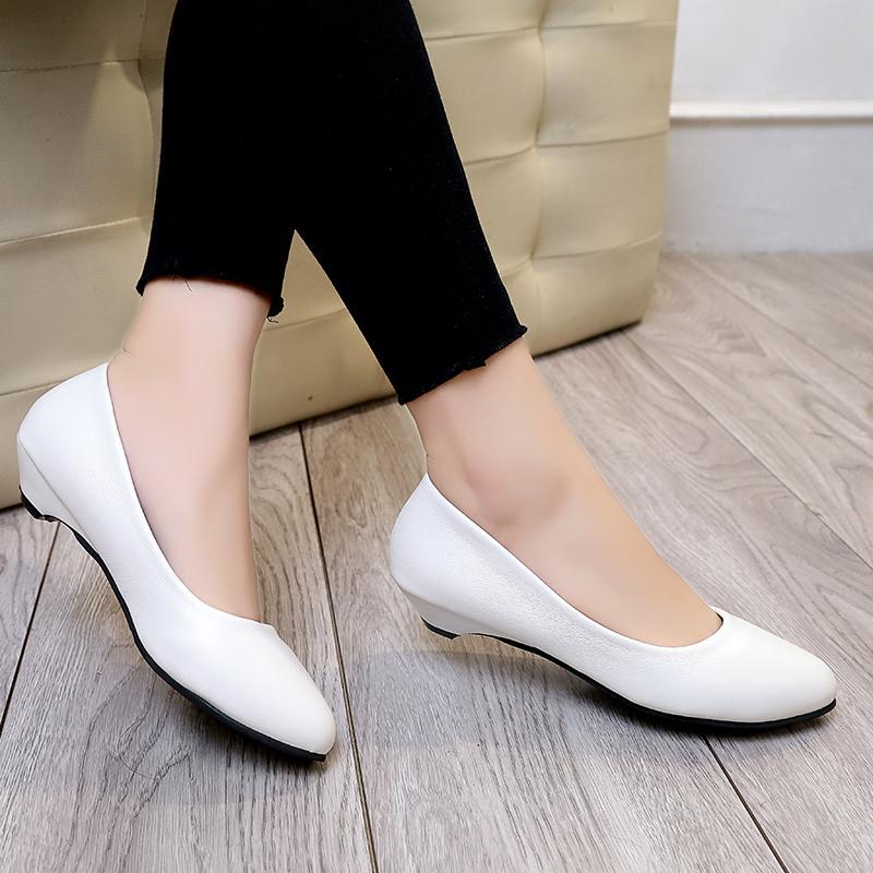 compre zapatos de vestir primavera otoño para mujer boda tacones