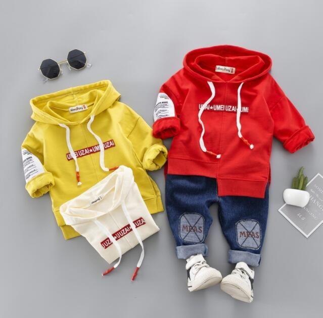 2020 Children'S Wear Boys Spring 2019 New Kids'Suit 0 1 2 ...